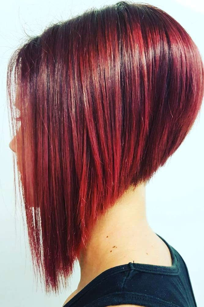 Best Hairstyles Haircuts For Women In 2017 2018 Edgy Bob