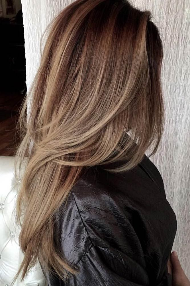 Long Hair Styles And Color Best 25 Beautiful Hair Color Ideas On Pinterest  Colored .