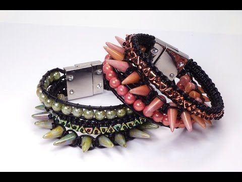 diy jewelry schmuck selber machen armband aus. Black Bedroom Furniture Sets. Home Design Ideas
