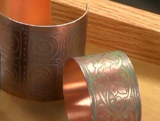 Diy Metal Jewelry  How To Make Etched Copper Cuffs  From. Spiral Engagement Rings. Beige Rings. Half Wedding Rings. Sadaf Name Engagement Rings. Huge Expensive Diamond Wedding Rings. Rough Diamond Engagement Rings. Popular Engagement Wedding Rings. Trendy Wedding Wedding Rings