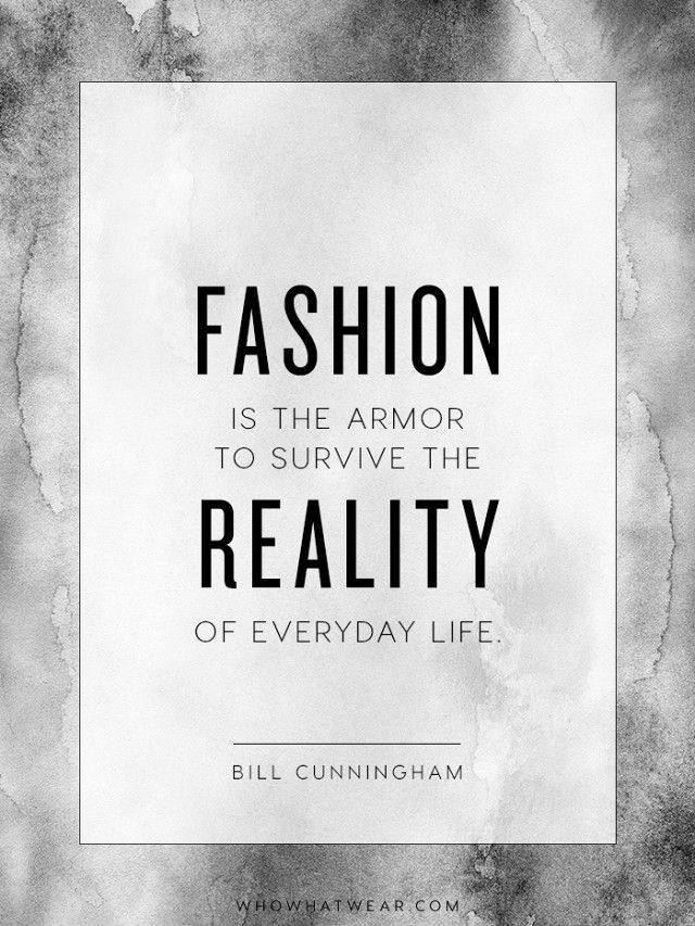 Inspirational Fashion Designer Quotes Outfit Ideas For You