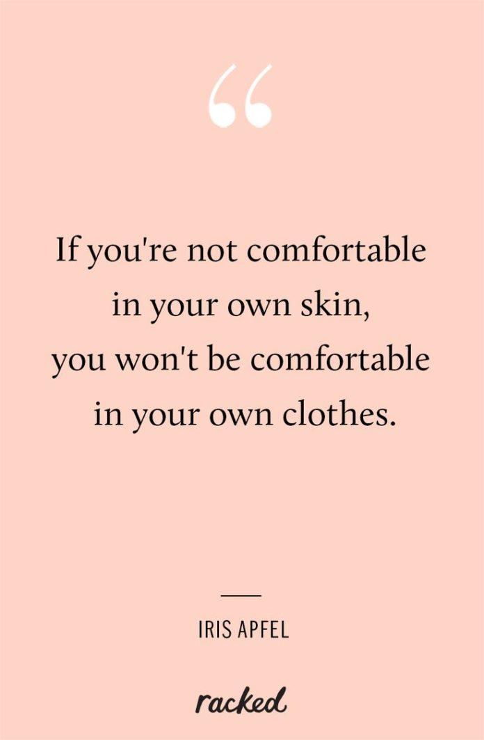 Quotes About Fashion Iris Apfel Style Quotes Fashion
