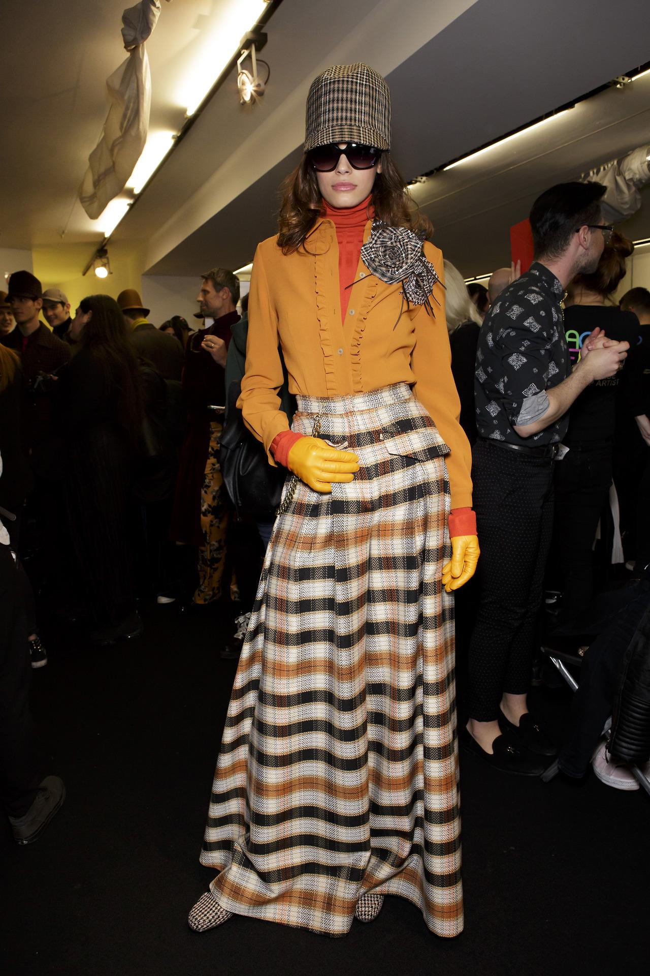 Fashion Inspiration Daks Fall 2018 Reay To Wear Backstagemenswear Fashion Show Fall