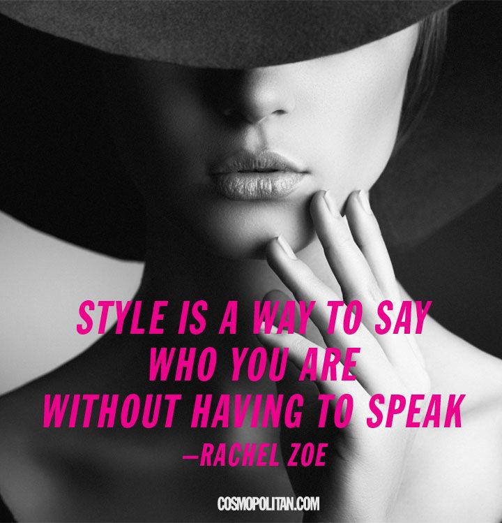Quotes About Fashion Fashion And Style Quotes Quotes From