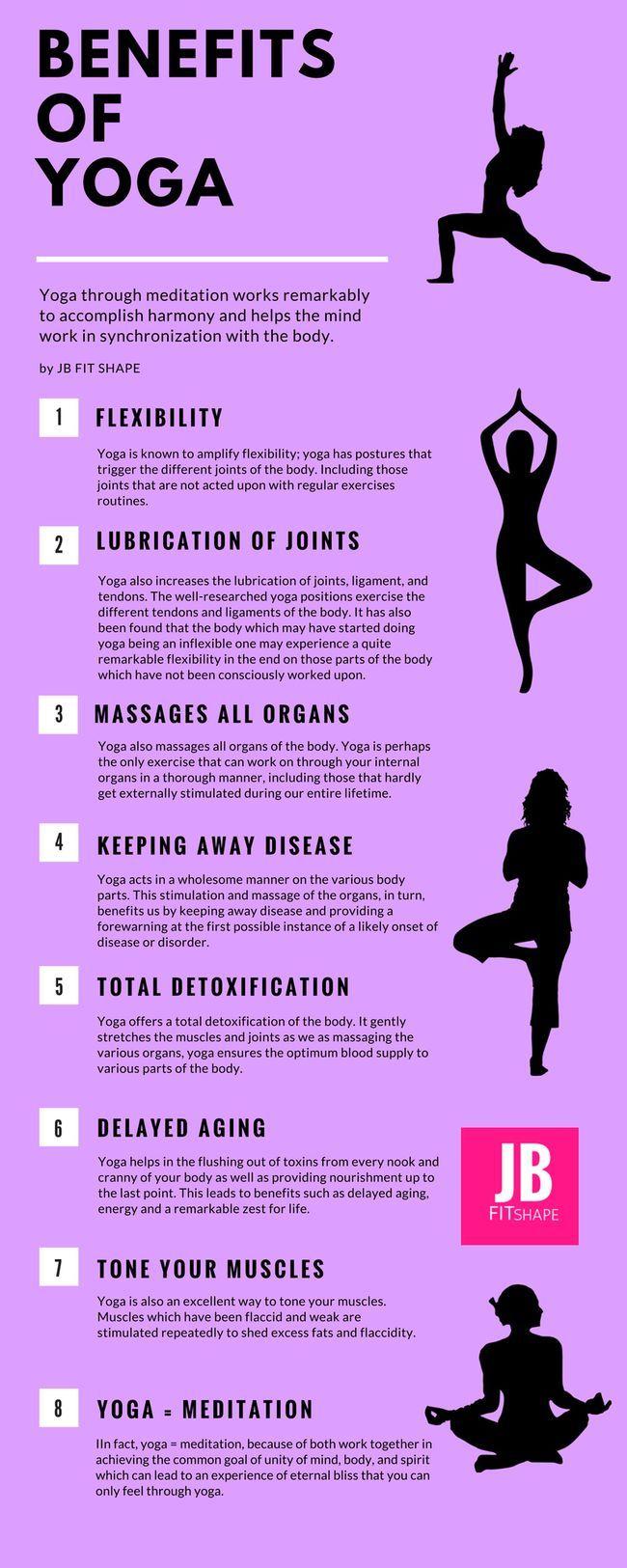 10 Health Benefits of Yoga