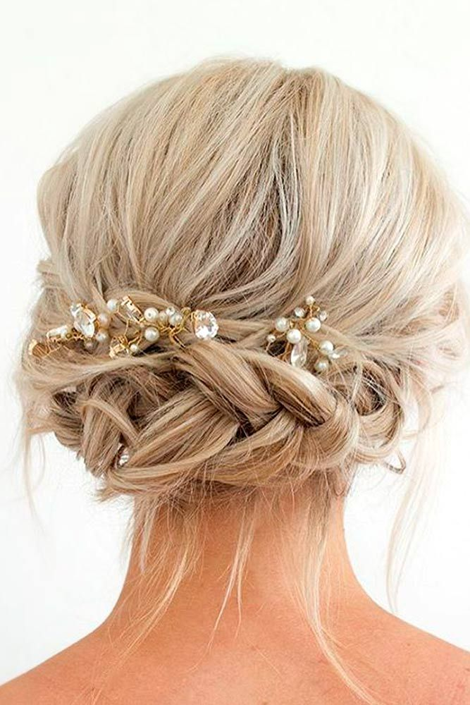 Formal Styles For Short Hair Best 25 Short Prom Hairstyles Ideas On Pinterest  Short Hair .