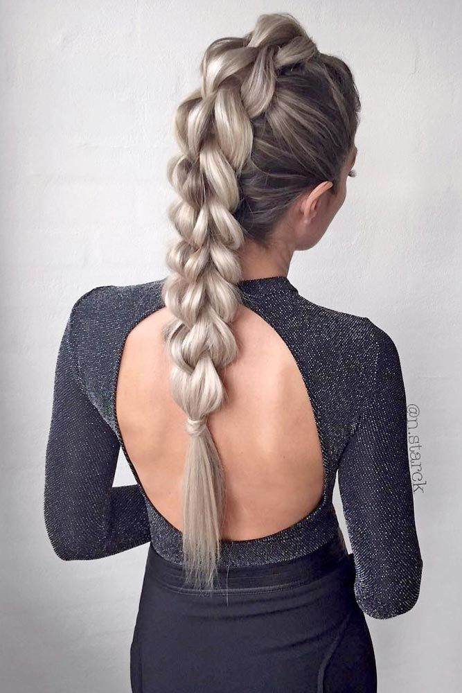 Awesome Easy Hairstyles Long Hair Pictures - Styles & Ideas 2018 ...