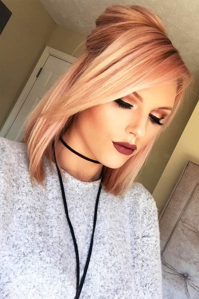 Description. The nicest winter hairstyles ...