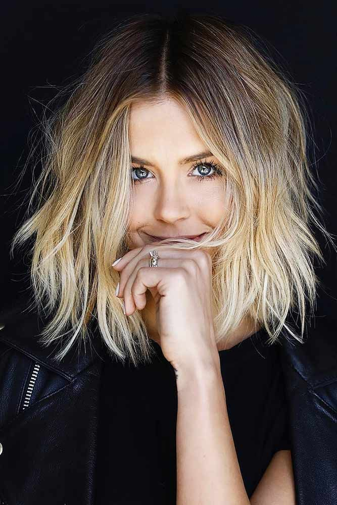 Best Hairstyles & Haircuts for Women in 2017 / 2018 : Long bob ...