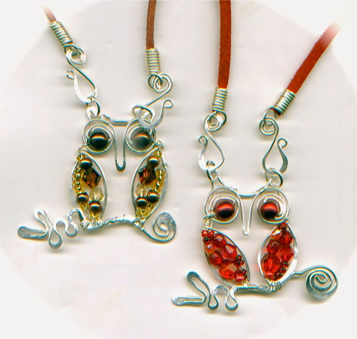 Fantastic Wire Work Jewelry Tutorials Pattern - Electrical and ...