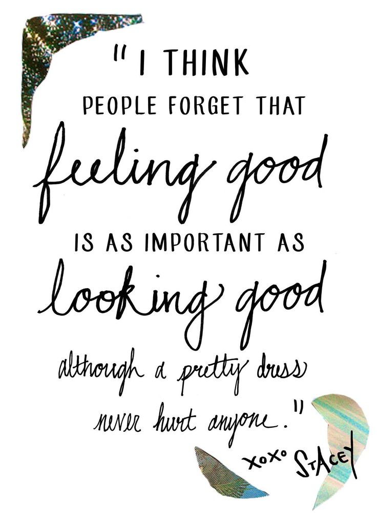 Quotes About Fashion Feel Good And Look Good Flashmode España