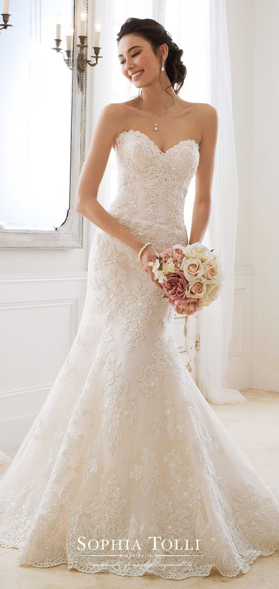 fun wedding dresses for the spring 2018