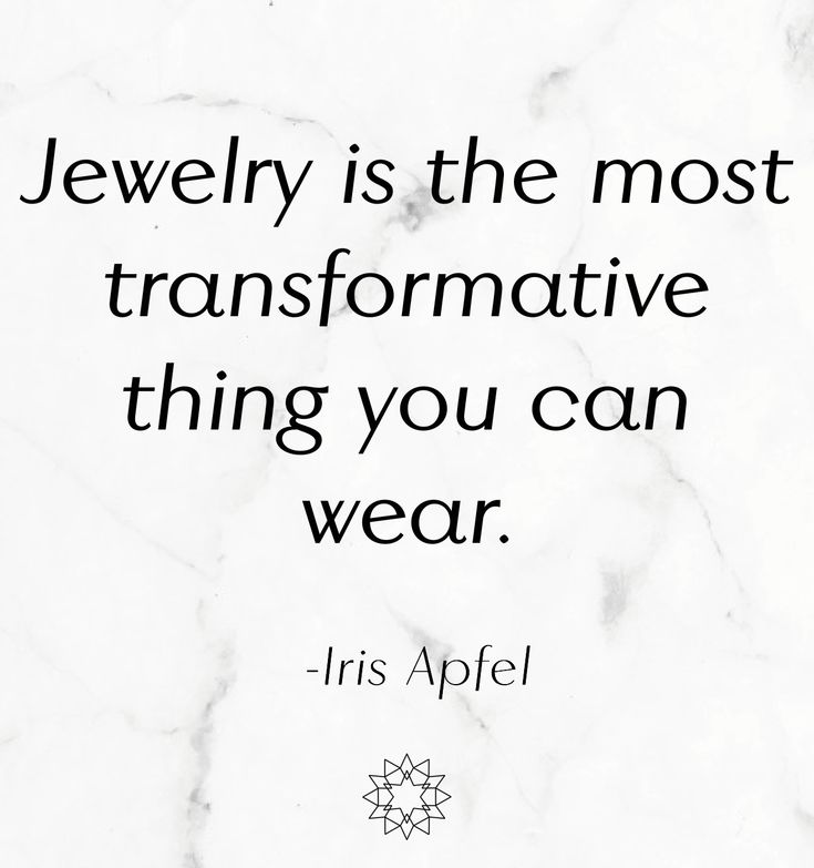 Quotes About Fashion : Fashion quote about jewellery ...