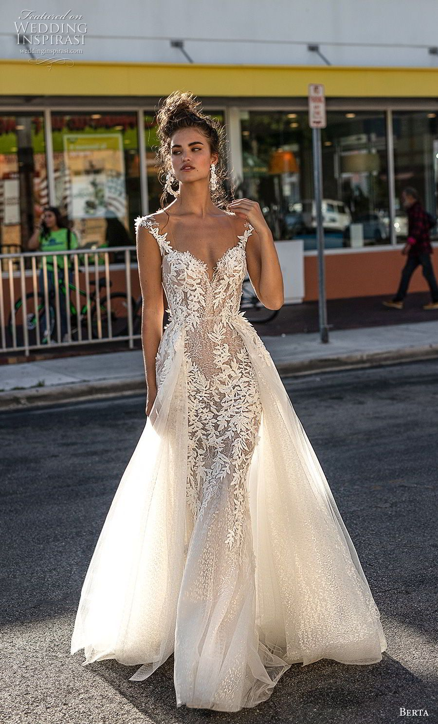 wedding ideas for spring 2019 wedding ideas amp inspirations via berta 2019 28170