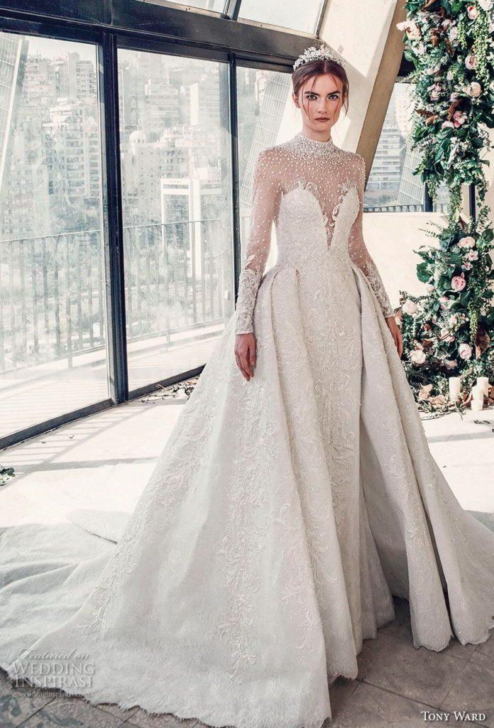 Wedding ideas inspirations via tony ward la mari e for Wedding dresses in louisiana