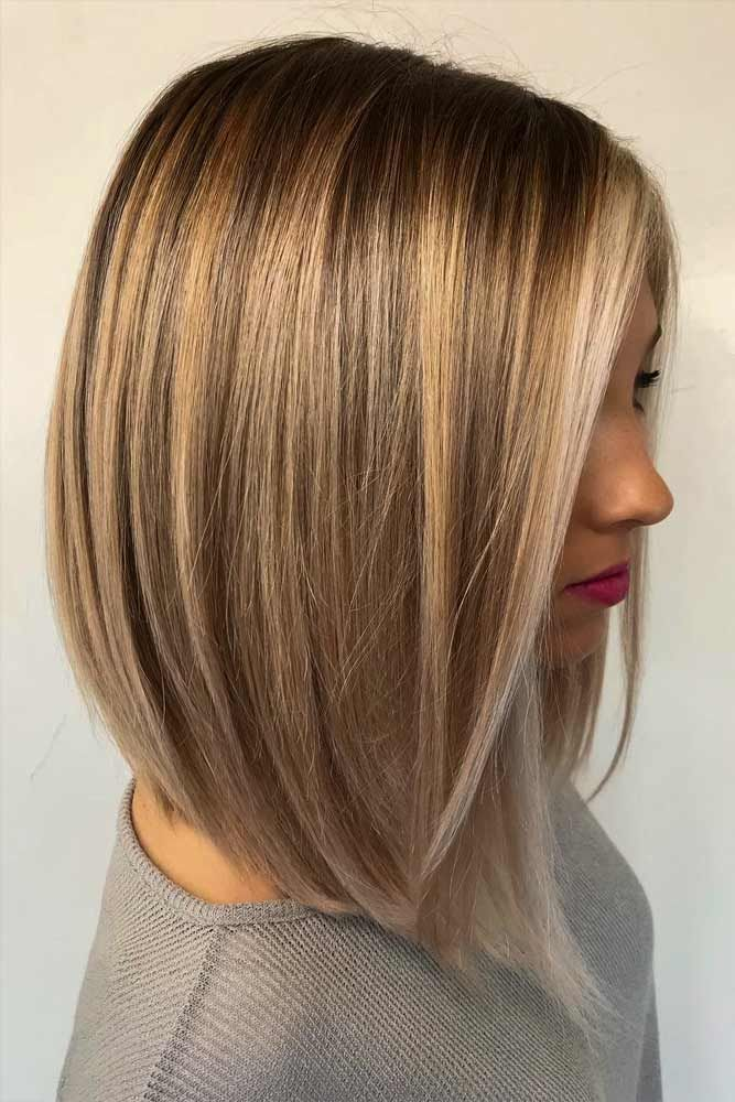 Best Hairstyles Haircuts For Women In 2017 2018 A Line Bob