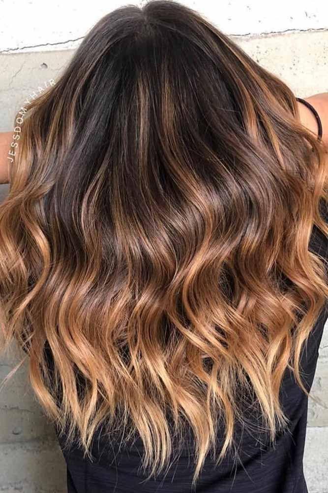 Best Hairstyles Haircuts For Women In 2017 2018 Dark Brown