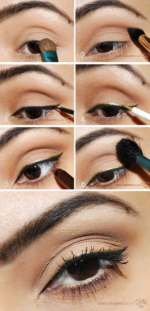 Eye Makeup Glam Neutral Eye Makeup Tutorial Flashmode Espaa