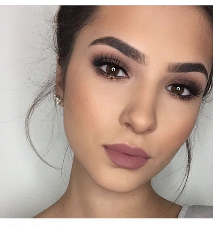Eye Makeup Simple Pretty And Natural Makeup Ideas For Brown Eyes