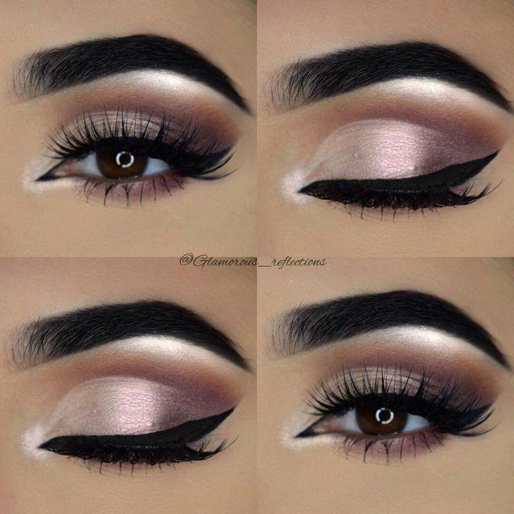Eye Makeup Wedding Day Makeup Look For Brown Eyes Flashmode