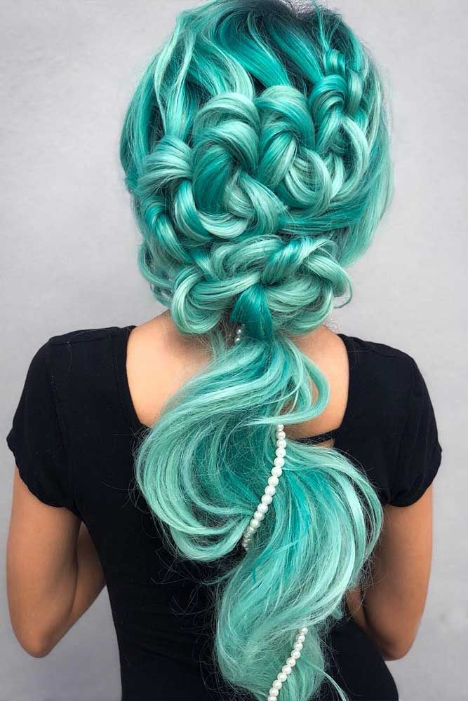 Best Hairstyles Haircuts For Women In 2017 2018 Aquamarine