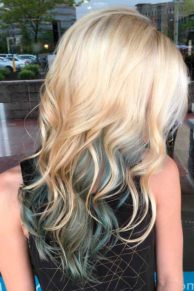Best Hairstyles Haircuts For Women In 2017 2018 Long Blonde