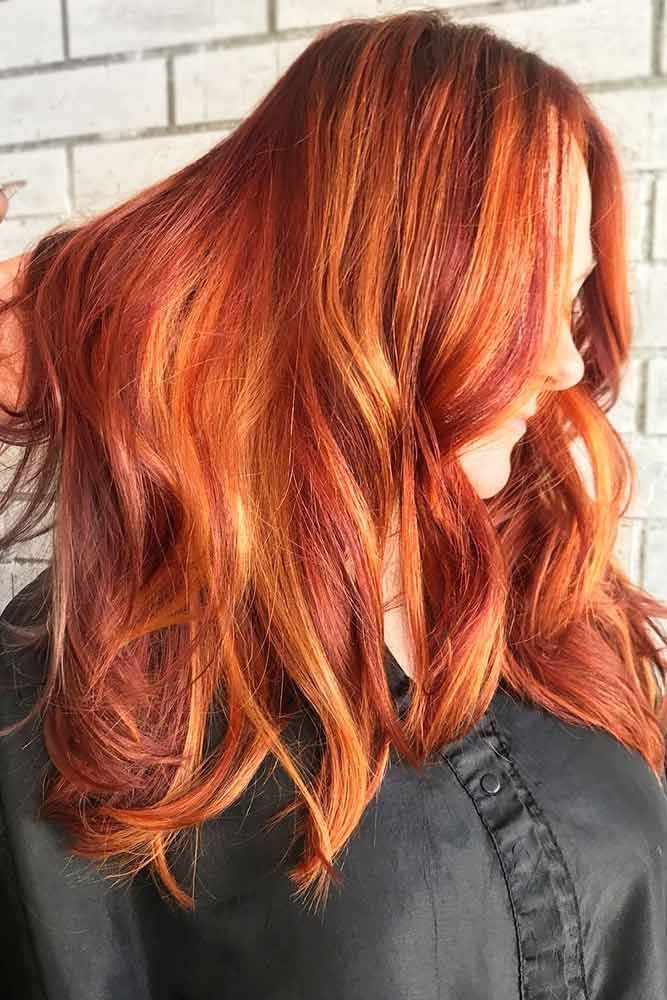 Best Hairstyles Haircuts For Women In 2017 2018 Red Hair With