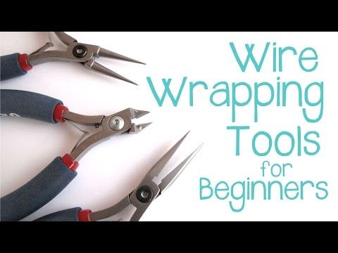 Diy Metal Jewelry Wire Wrapping For Beginners Jewelry Making