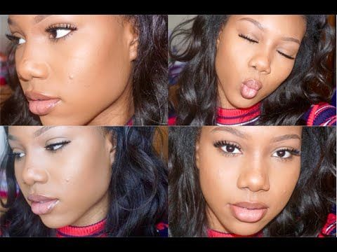 Makeup tutorial for dark skin beginners