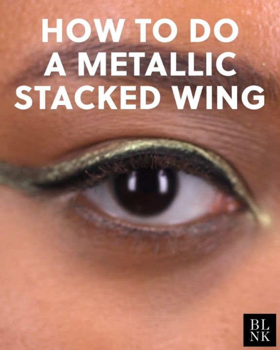 how to make eye wings