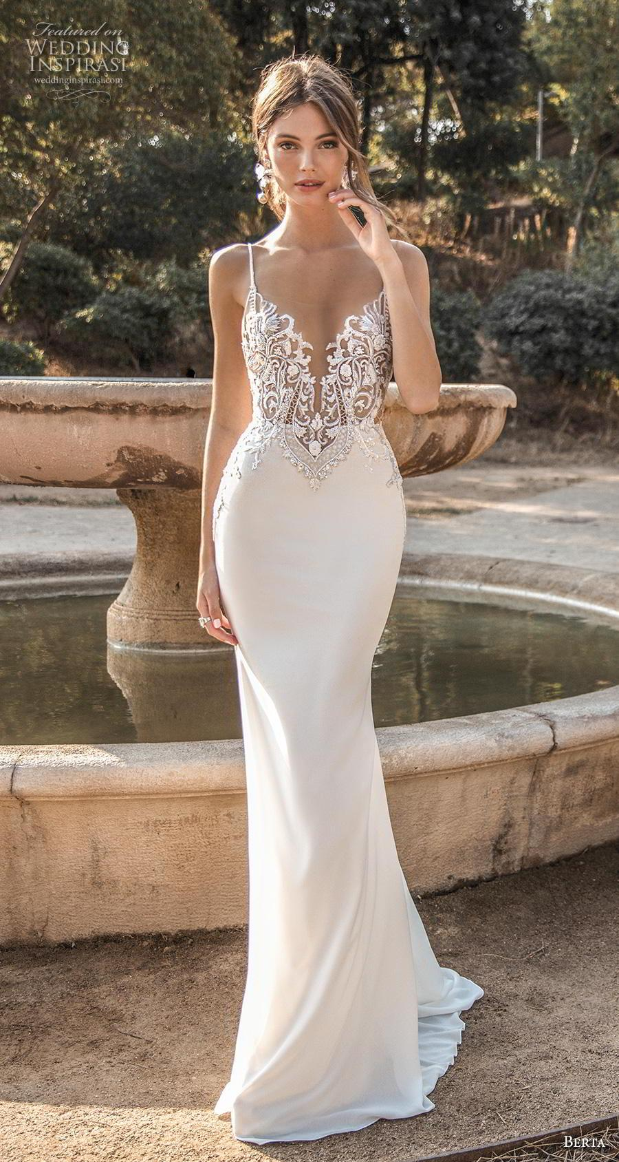 "8d8a41b7b8 WEDDING IDEAS   INSPIRATIONS – (via MUSE by Berta 2019 ""Barcelona ..."