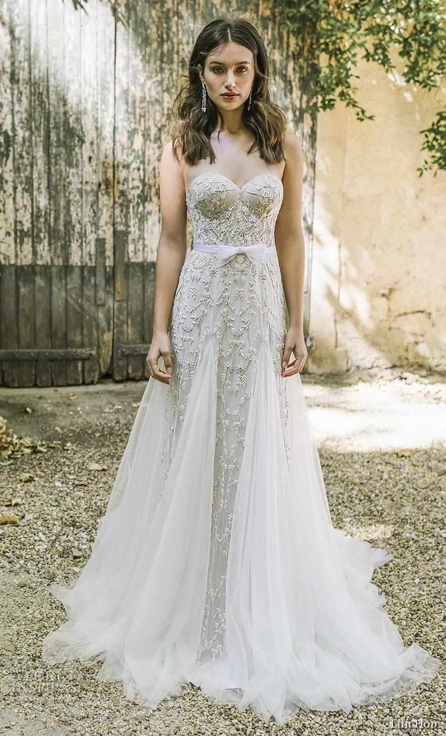 bc84739419b WEDDING IDEAS   INSPIRATIONS – (via Lihi Hod 2019 Wedding Dresses ...