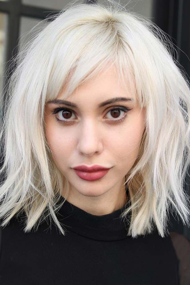 Best Hairstyles Haircuts For Women In 2017 2018 Edgy Bob With