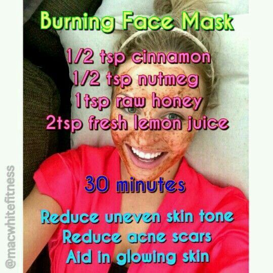 DIY Face Masks :