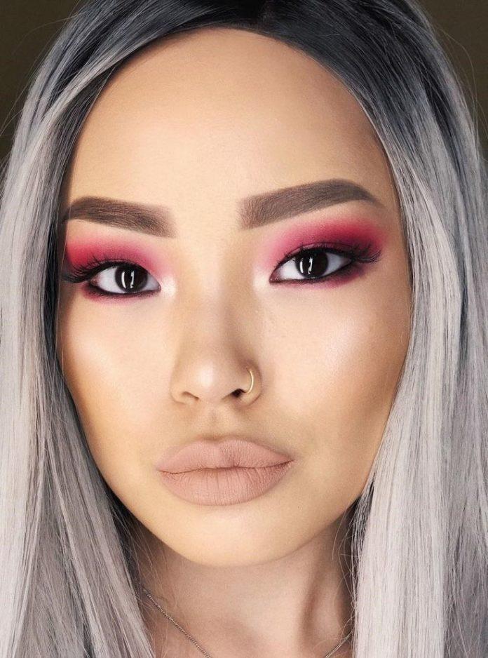 Eye Makeup  46 Amazing Makeup Looks To Try U2013 Page 26 Of 46 U2013 Ninja Cosmico | Flashmode Espau00f1a ...