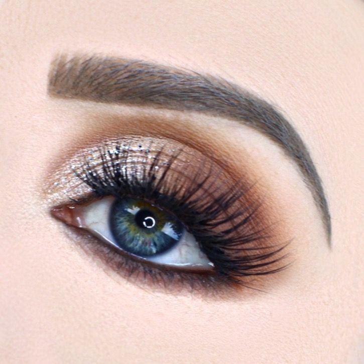 925845b66c52 Eye Makeup   Half Cut Crease Makeup Tutorial by Abbey Smelter ...