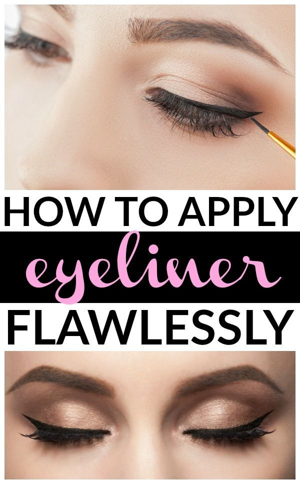 Eye Makeup Whether Youre Trying To Learn How To Apply Eyeliner