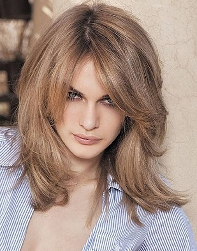 Masks For Womens Quick Classy Medium Length Layered Hairstyles For