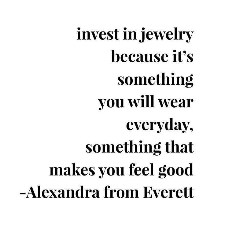 Quotes About Fashion : jewelry quotes | Flashmode España ...
