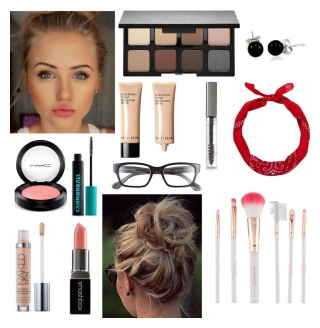 """36e58f8cf2b571 Eye Makeup   """"6th grade makeup!!"""" by maryn8399 on Polyvore featuring ..."""