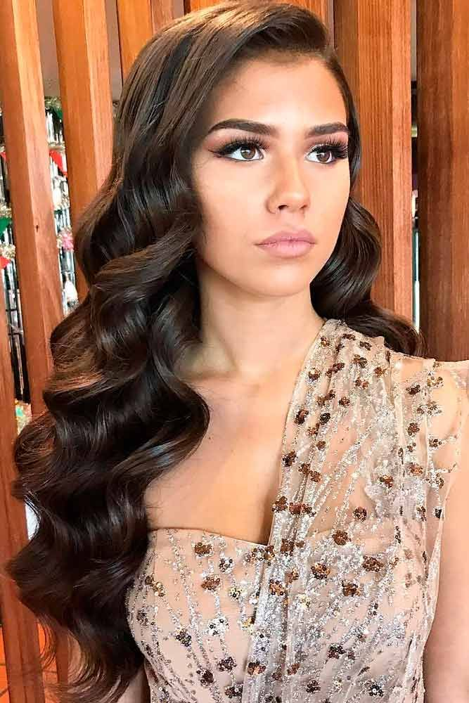 Best Hairstyles Haircuts For Women In 2017 2018 Long Retro