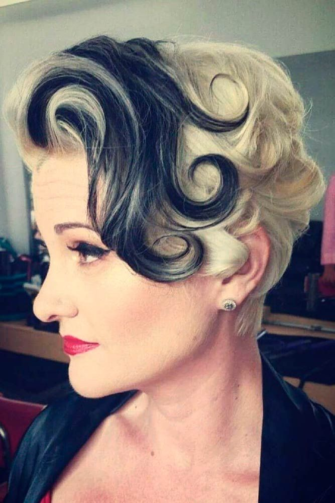 Best Hairstyles Haircuts For Women In 2017 2018 Retro Curly