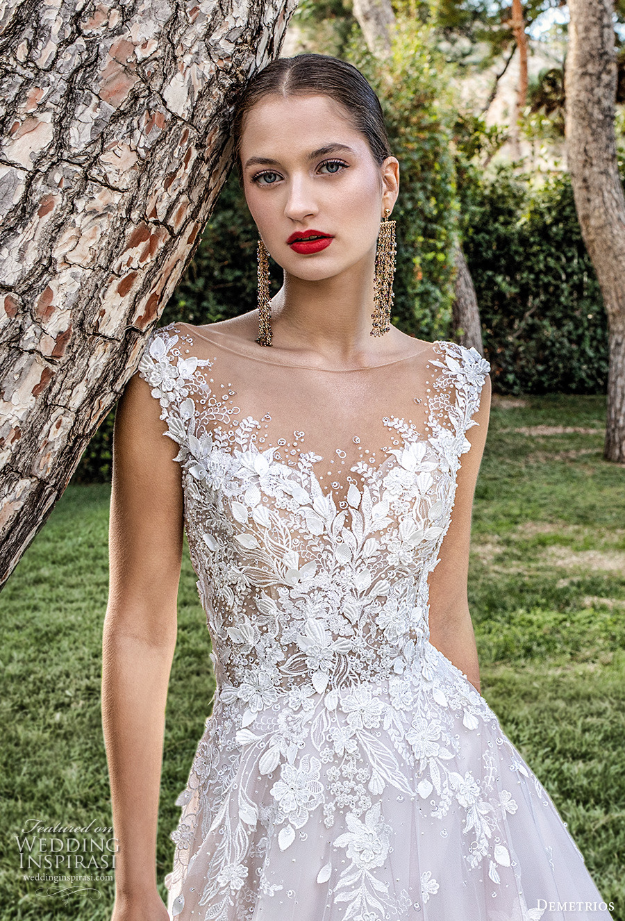 WEDDING IDEAS & INSPIRATIONS – (via Demetrios Capsule 2020